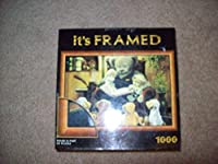 It's Framed Bear Family 1000pc Puzzle