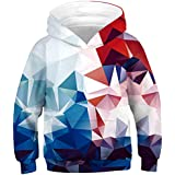 Ahegao Teen Boys Hoodies Sweatshirts Pullover Animal Graphic Kids Little Girls Casual 3D Floral Printed Sweater 4-14T