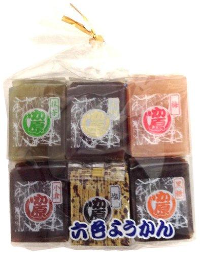 六色ようかん 袋35g×12