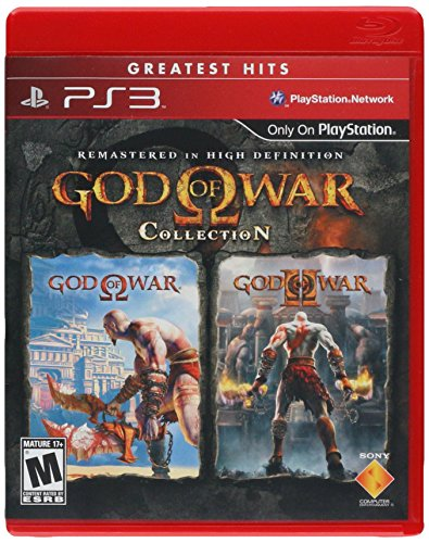 God of War Collection Greatest Hits (輸入版:北米・アジア) - PS3