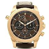 (オメガ) OMEGA オメガ 時計 メンズ OMEGA 422.53.44.51.13.001 DE-VILLE コーアクシャル ラトラパンテ 自動巻き 腕時計 ウォッチ ブラック/ゴールド [並行輸入品]