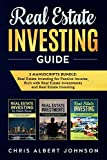 Real Estate Investing Guide: 3 Manuscripts Bundle: Real Estate Investing for Passive Income,  Rich with Real Estate Investments and Real Estate Investing 画像