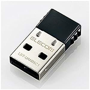 エレコム Bluetooth4.0 USBアダプター LBT-UAN05C1