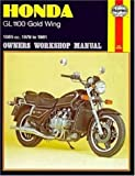 Honda GL-1100 Goldwing Owners Workshop Manual, No. 669: 1979 Thru 1981 (Owners' Workshop Manual)