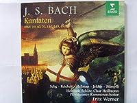 Bach;Cantatas 19,140,149,