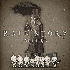 AKIHIDE「RAIN MAN」の歌詞を収録したCDジャケット画像