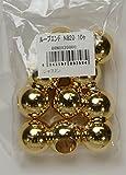 ループエンド N820 20ミリ ゴールド 10個入