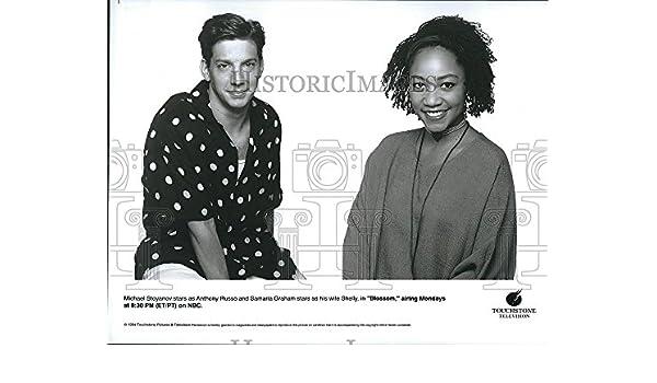 Amazon|1994押しフォトマイケル・ストヤノフアクターSamaria Graham ...