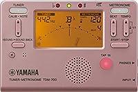 ヤマハ YAMAHA チューナーメトロノーム TDM-700P チューナーとメトロノームが同時に使えるデュアル機能搭載 サウンドバック機能 日常の練習に最適