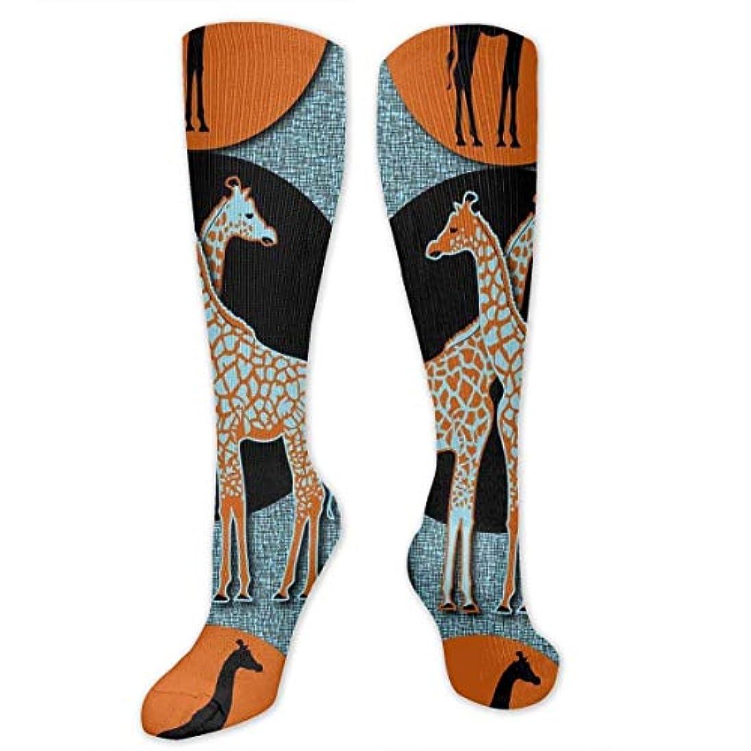 フライト宮殿言語学3 D抗菌アスレチックソックス圧縮靴下クルーソックスロングスポーツ膝ハイソックス少年少女キッズ幼児用