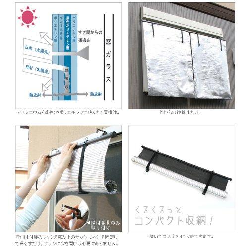 高機能サンシェード小(90×125cm)