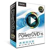 サイバーリンク PowerDVD 15 Standard 通常版