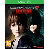 Dead or Alive 5 Last Round (Xbox One) (輸入版)