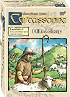 Carcassonne: Hills and Sheep