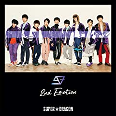 Bring Back♪SUPER★DRAGONのCDジャケット