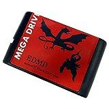 [Sega Genesis][SRPJ]microSD対応 メガドライブ EDMD カートリッジ Flash Cartridge[SRPJ1420]