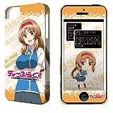 デザエッグ デザジャケット ディーふらぐ! iPhone 5ケース&保護シート デザイン02(高尾)DJAN-IPD9-m02