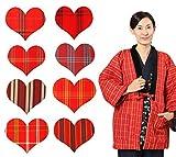 はんてん 女性用 日本製 あったか久留米半天 綿入れ 半纏 レディース どてら 丹前 フリーサイズ