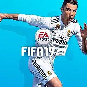 FIFA 19 【予約特典】•ジャンボプレミアムゴールドパック最大5個 •7試合FUTレンタルアイテムのCristiano Ronaldo •FIFAサウンドトラックアーティストがデザインしたスペシャルエディションのFUTユニフォーム 同梱 - XboxONE