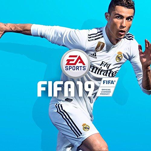 FIFA 19 【予約特典】•ジャンボプレミアムゴールドパック最大5個 •7試合FUTレンタルアイテムのCristiano Ronaldo •FIFAサウンドトラックアーティストがデザインしたスペシャルエディションのFUTユニフォーム 同梱 & 【Amazon.co.jp限定】チケットホルダー 付 - PS4