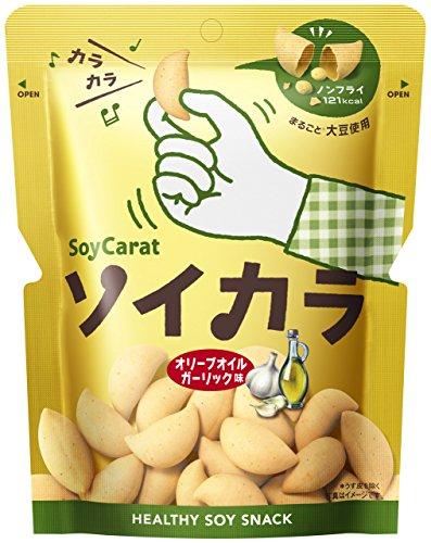 ソイカラ オリーブオイルガーリック味 27g