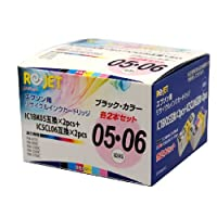 IC1BK05/IC5CL06 6色セット (BK・CL5色)