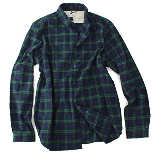 MANASTASH フランネルシャツジャケット