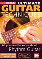 Ultimate Guitar Techniques Rhythm Guitar [DVD] [Import]