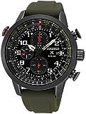 [セイコー]SEIKO 腕時計 PROSPEX SOLAR CHRONOGRAPH プロスペックス ソーラー クロノグラフ パイロット SSC353P1 メンズ [逆輸入]