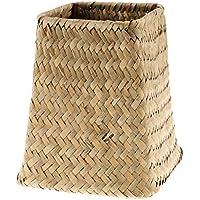 Baoblaze 海草 果物 フラワー 収納バスケット コンテナ ホーム デコレーション 工芸品