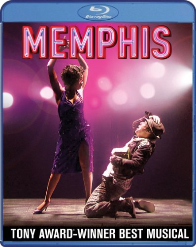 Memphis: The Original Broadway Production [Blu-ray] [Import]
