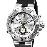[ブルガリ]BVLGARI 腕時計 ディアゴノ プロフェッショナル自動巻き GMT40S メンズ 中古