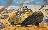 エアフィックス 1/76 アメリカ軍 DUKW プラモデル X-2316V