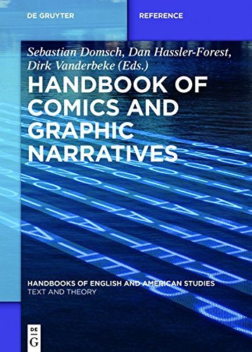 Handbook of Comics and Graphic Narratives (Handbooks of English and American Studies)
