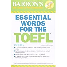 Essential Words for the TOEFL 6th Edition
