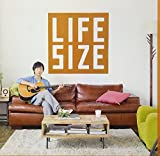 LIFE SIZE 画像