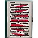 Nゲージ 車両セット スーパーエクスプレス・レインボー (7両) #10-306