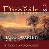 Piano Quartets Op 23 & 87