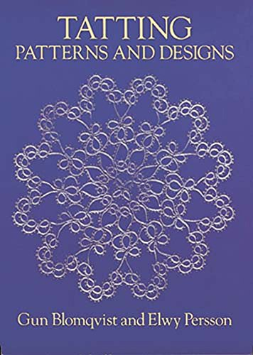 amazon co jp tatting patterns and designs dover knitting crochet