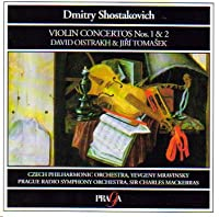 Shostakovich: Violin Concertos Nos.1, 2