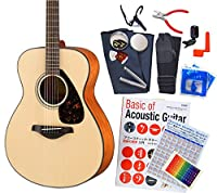 ヤマハ アコースティックギター YAMAHA FS800 初心者 ハイグレード 16点セット [98765] 【検品後発送で安心】