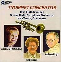 Trumpet Concertos by John Holt (2006-06-27)