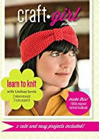 Craft.Girl Presents Learn to Knit [DVD]