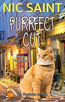 Purrfect Cut (The Mysteries of Max Book 14) by [Saint, Nic]