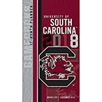 2018 COL South Carolina Game Pocket Planner [並行輸入品]