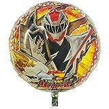 メタリックキャラクターUFO風船 騎士竜戦隊リュウソウジャー(10ヶ) 糸付  647