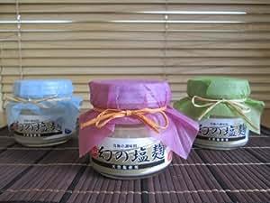 幻の塩麹 幻の桜塩麹・藻塩麹・天然塩麹3点セット
