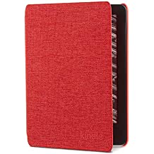 All-new Kindle Fabric Cover (10th Generation-2019) - Punch Red