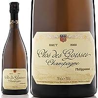 フィリポナ クロ・デ・ゴワセ[2000]シャンパン/白/発泡 [750ml] [並行輸入品]