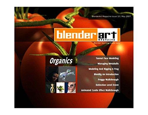 BlenderArt Magazine Issue 10 (English Edition)